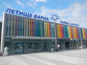 Аэропорты Болгарии Варна