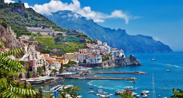 Лето в Италии