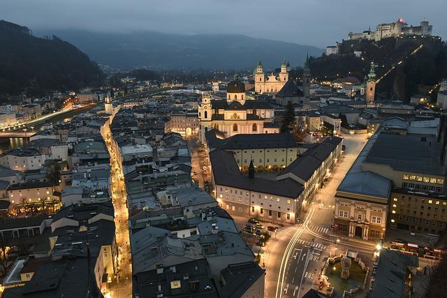 Отели Австрии