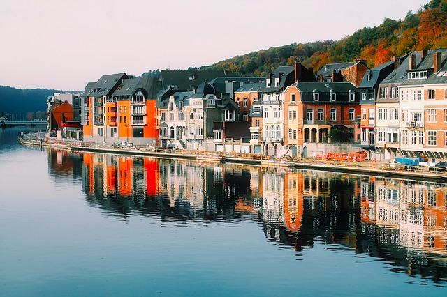 море в бельгии