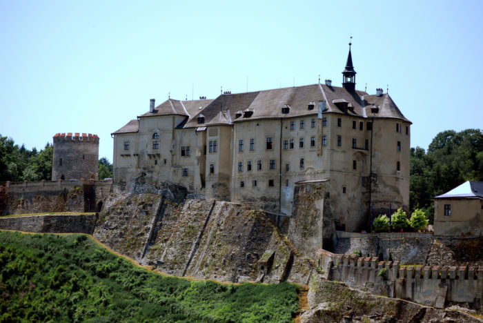 Замок Чешский Штейнберг