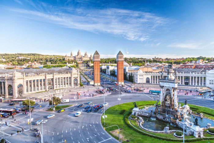 Экскурсии по Европе из Барселоны в Испании