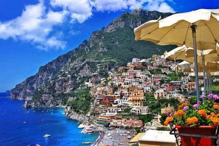 Пляжные курорты Италии