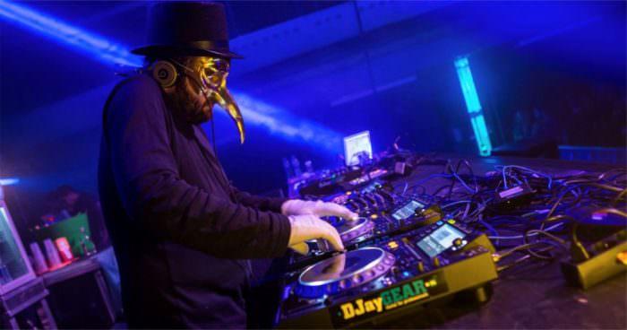 Фестиваль клубной музыки в Амстердаме