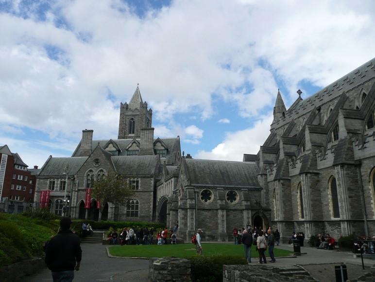 Дублиния в Ирландии