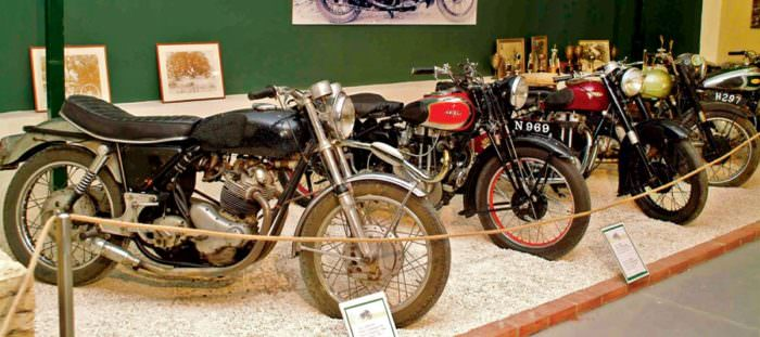 Музей мотоциклов на Кипре