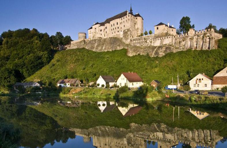 Замок Штернберг Чехия