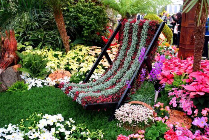 Сады в Великобритании
