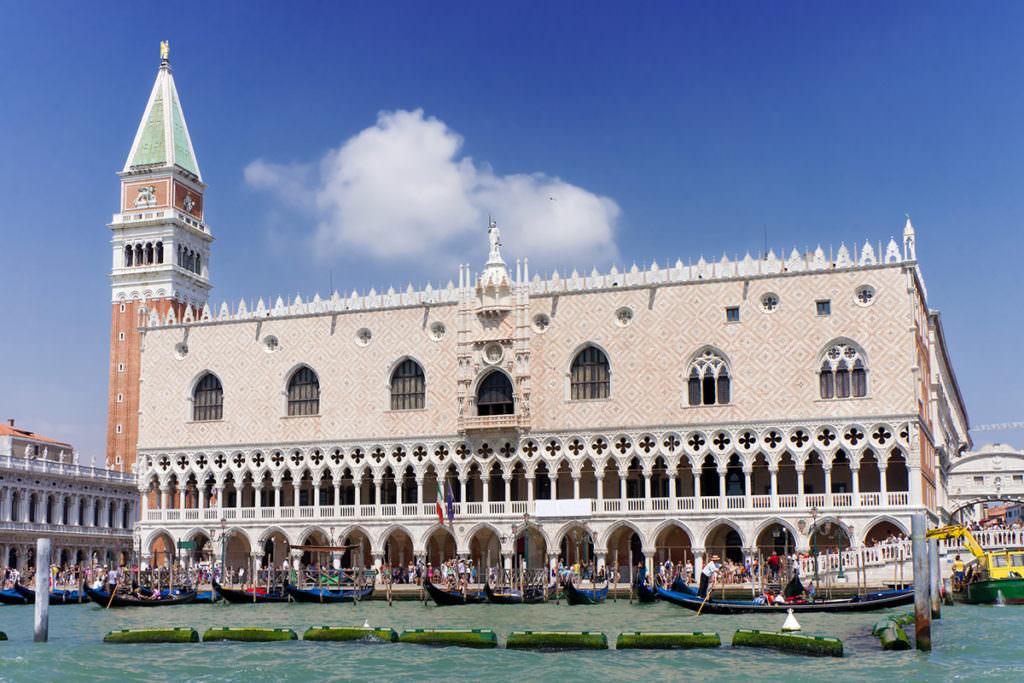 Дворец Дожей Италия