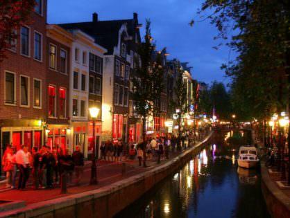 Амстердам: что посмотреть в сжатые сроки
