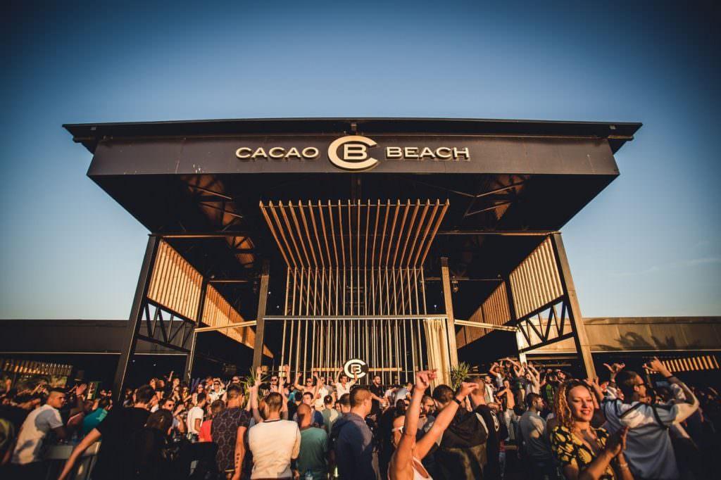 Клуб Какао Бич на курорте Солнечный Берег