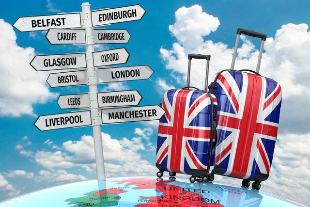 Получение визы для поездки в Великобританию