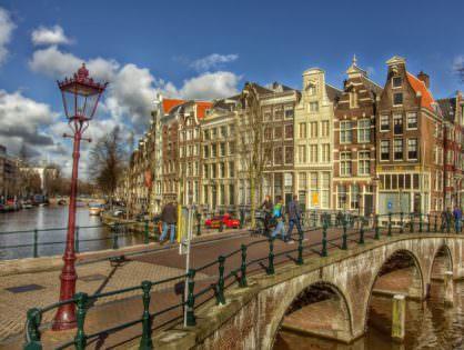 Достопримечательности Амстердама: Шаг за шагом